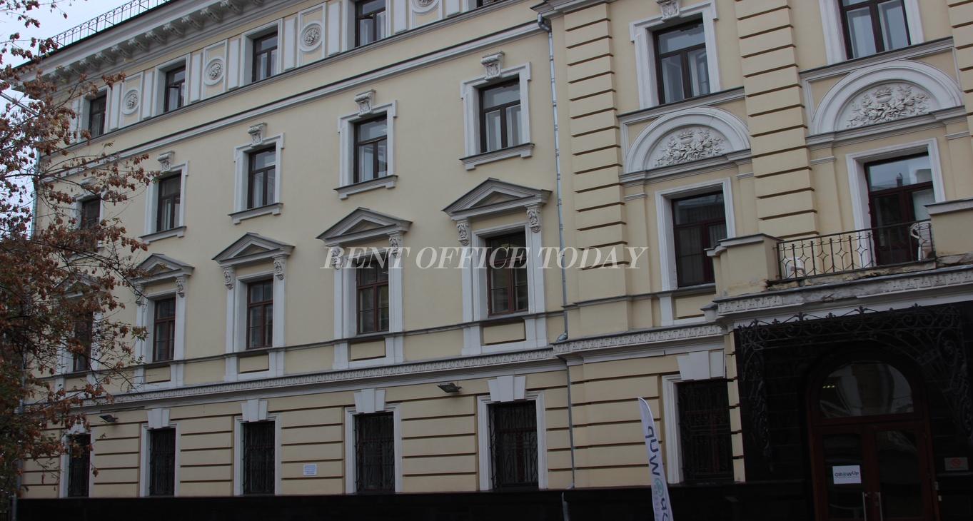 Снять офис в бизнес центре Николаевский на Большой Грузинской 12с2-3