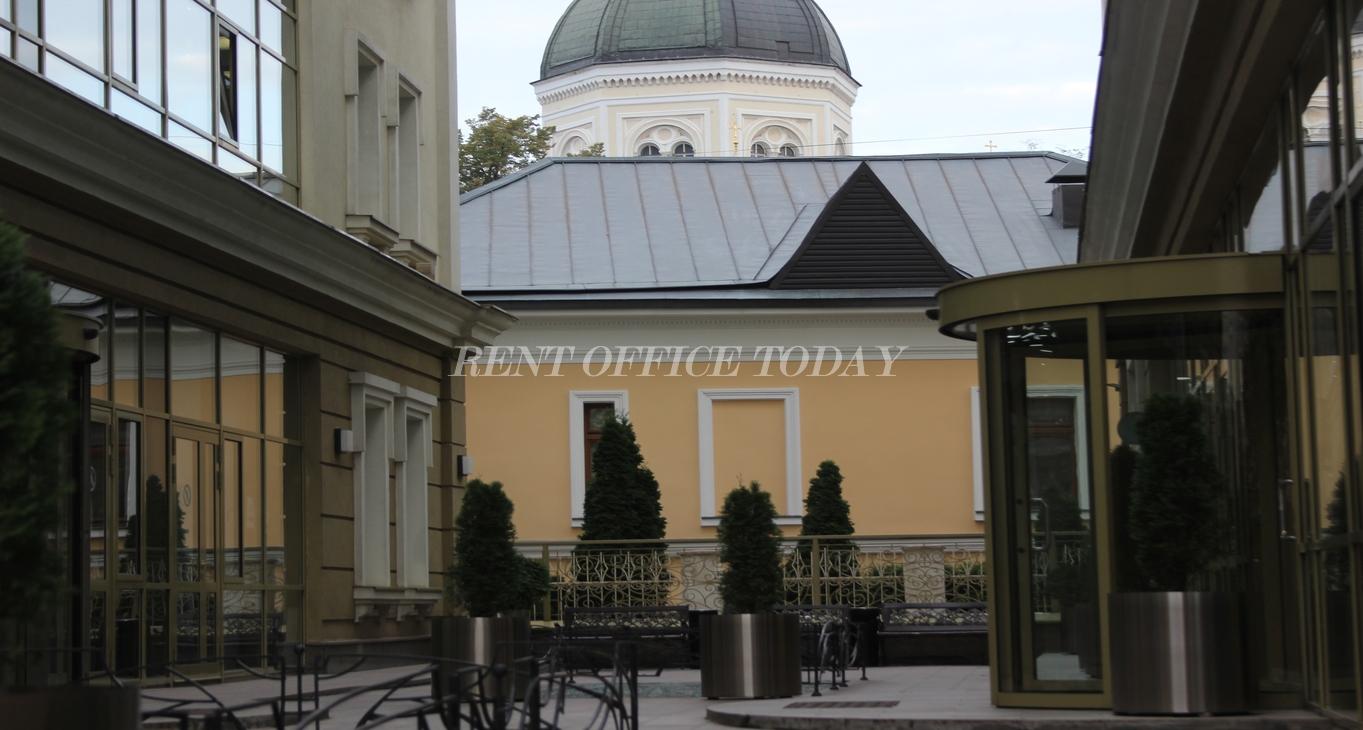 Бизнес центр Ноев Ковчег, Снять офис в БЦ Ноев Ковчег, пер. Подкопаевский, 4-1
