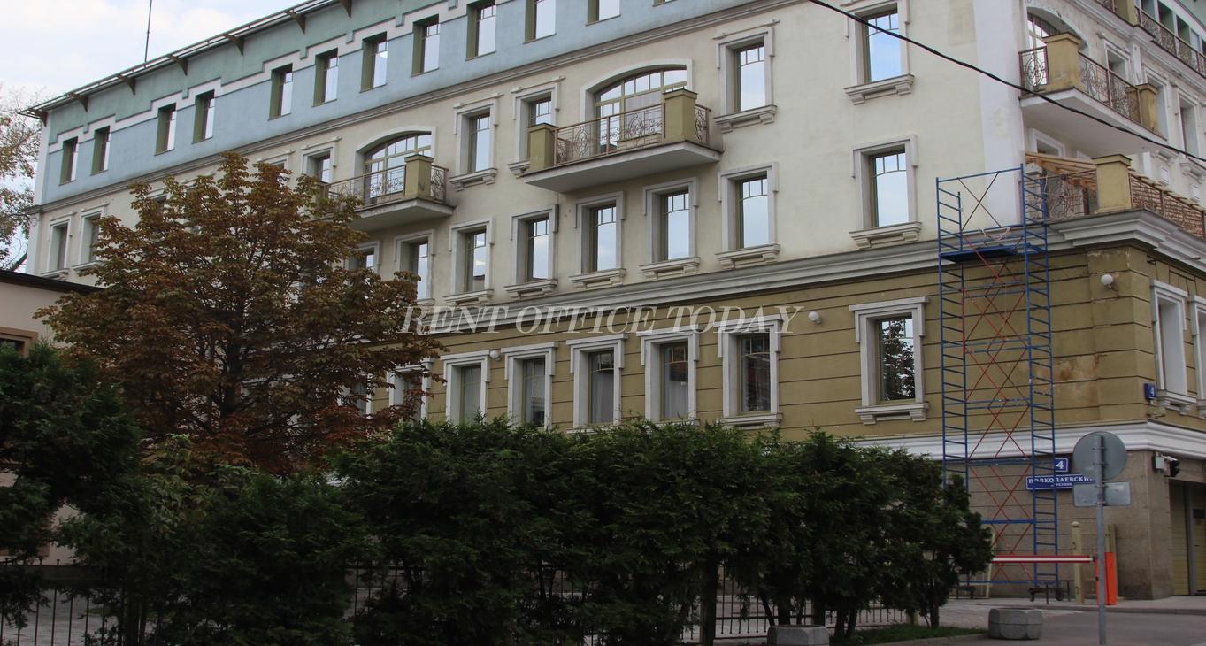 Бизнес центр Ноев Ковчег, Снять офис в БЦ Ноев Ковчег, пер. Подкопаевский, 4-4