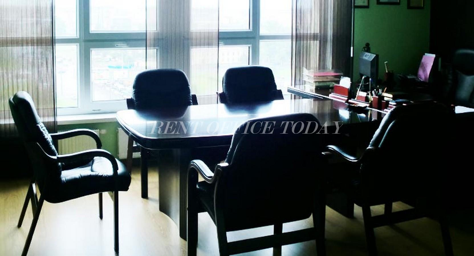 Бизнес центр Охта хаус -2-2