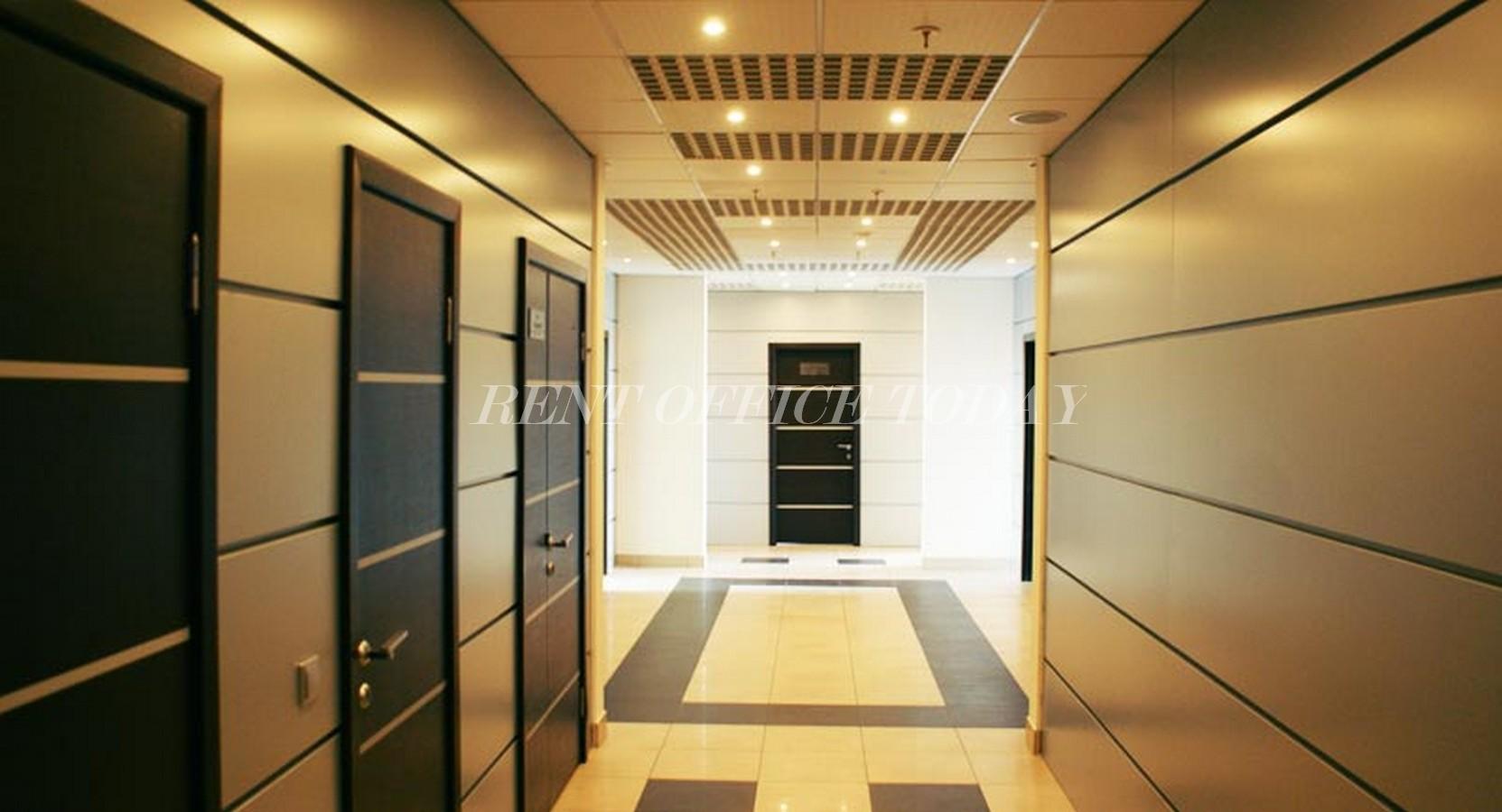 Бизнес центр Охта хаус -3-3