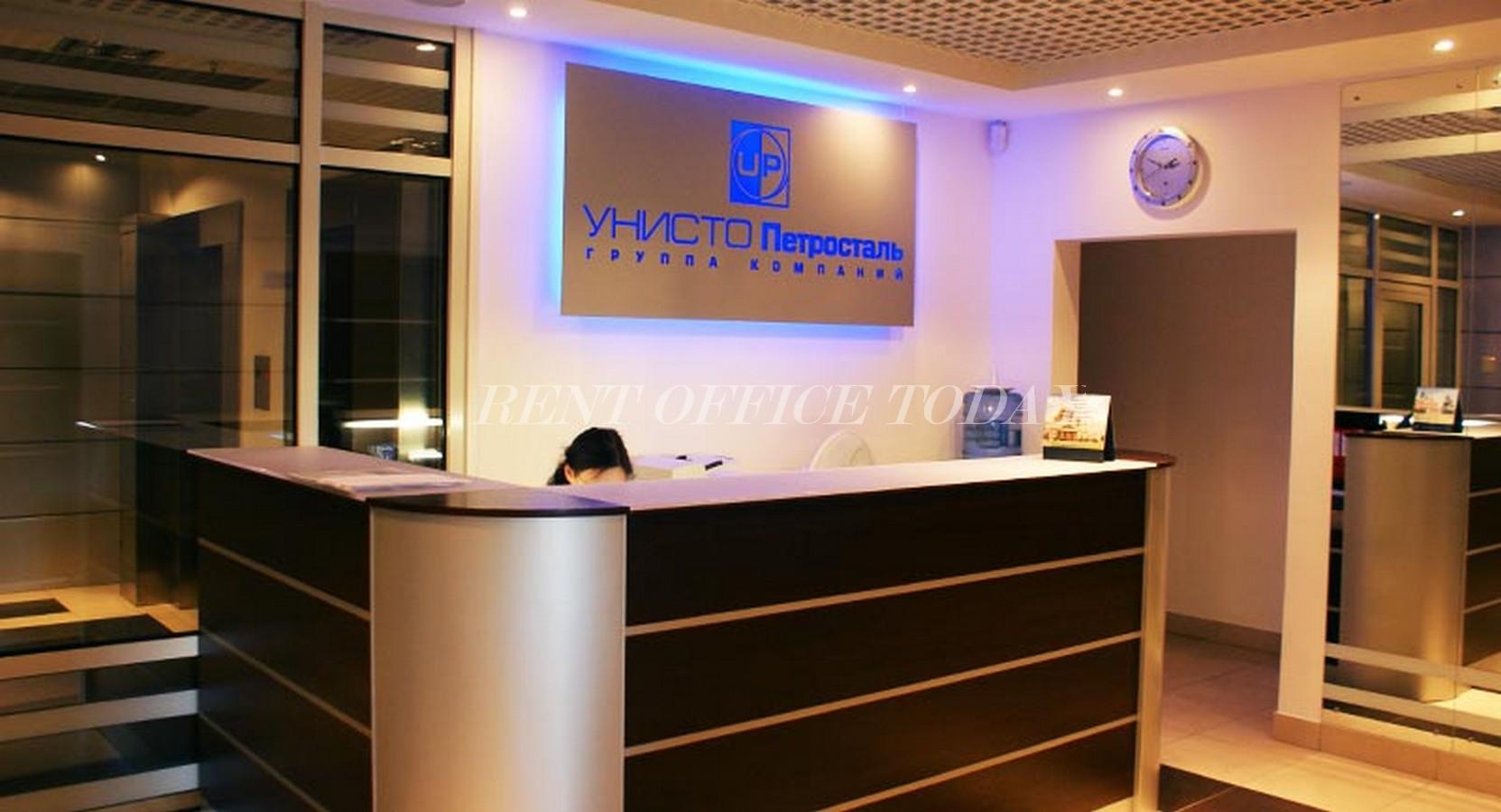 Бизнес центр Охта хаус -5-5