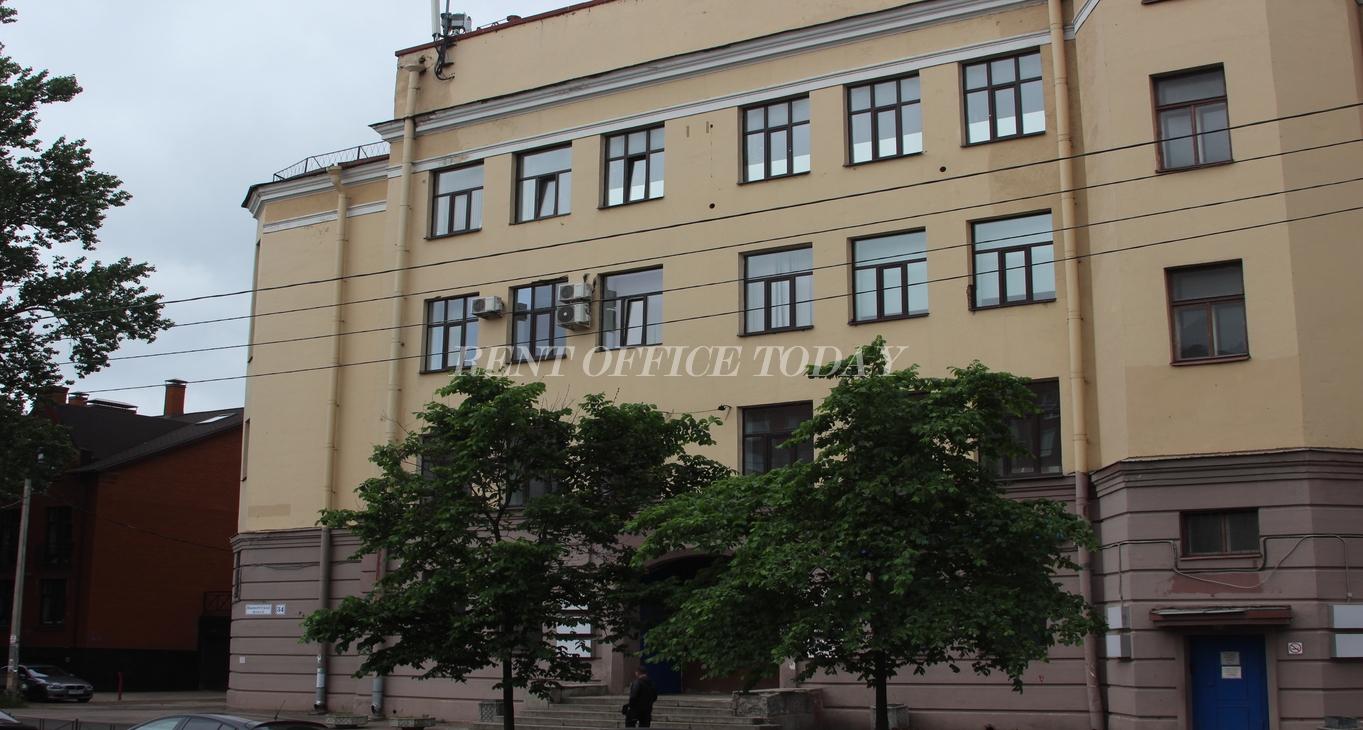 Бизнес центр Озерки, Снять офис в БЦ Озерки, Выборгское ш., д. 34-5
