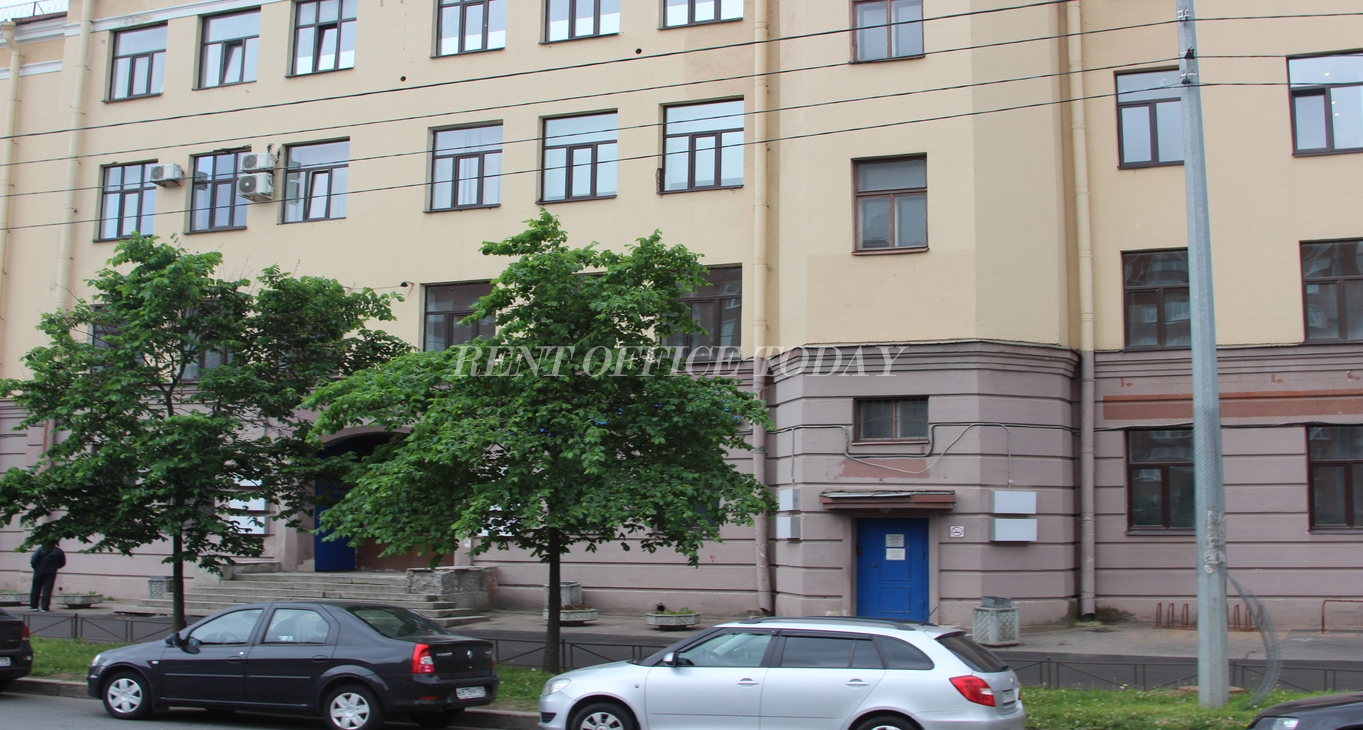 Бизнес центр Озерки, Снять офис в БЦ Озерки, Выборгское ш., д. 34-6