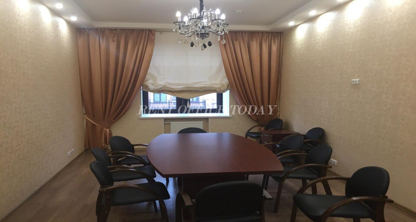 Бизнес центр полтавский, Снять офис в БЦ Полтавский-5