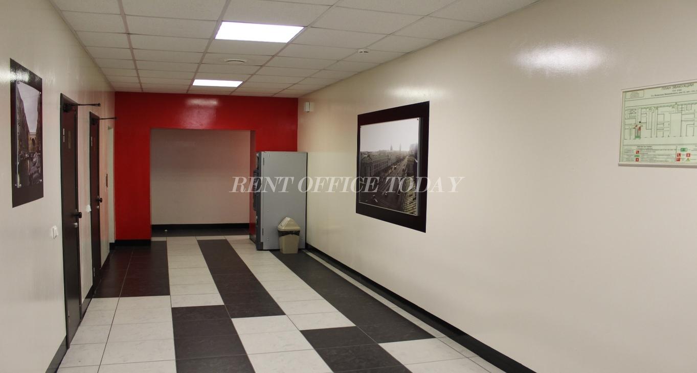бизнес центр резон, снять офис в бц Резон, ул. Всеволода Вишневского, д. 12А-9