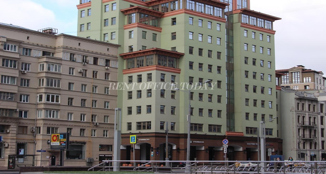 Cнять офис в бизнес центре Садовая плаза на  Долгоруковской 7-1