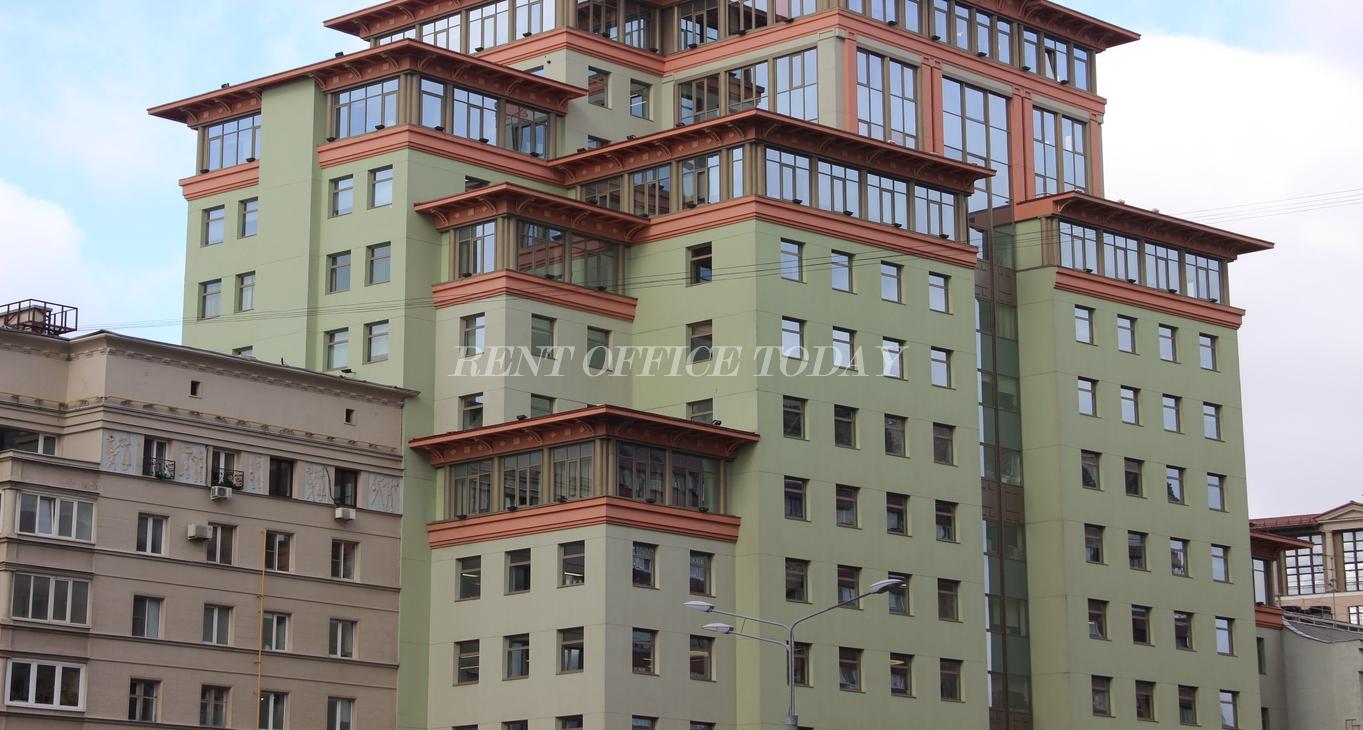 Cнять офис в бизнес центре Садовая плаза на  Долгоруковской 7-2