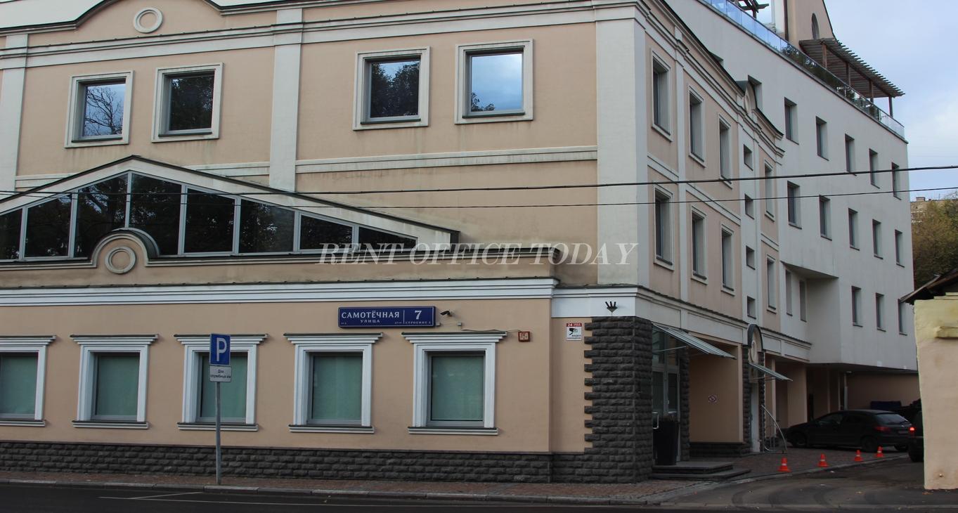 Снять офис в бизнес центре самотечная 7с2-3