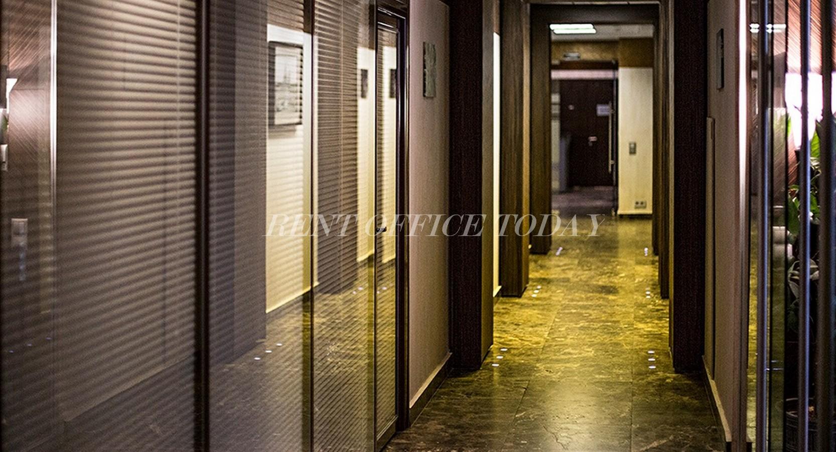 办公室租金 savin-4