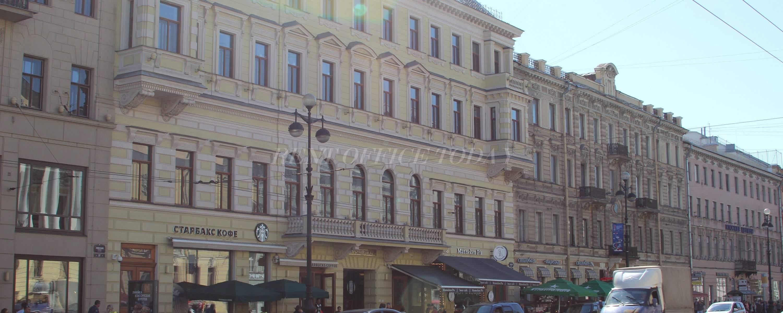 бизнес центр невский 55-6