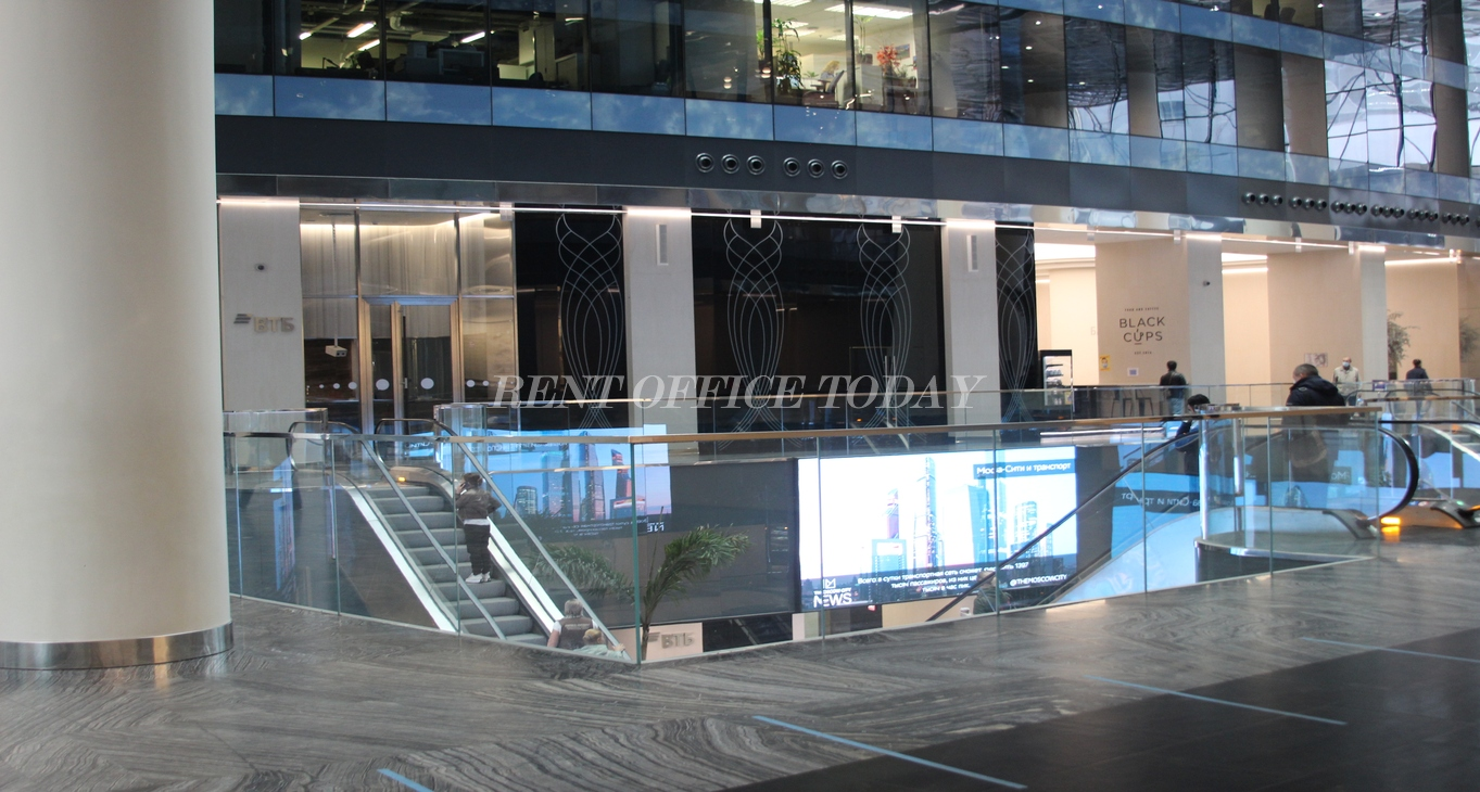 Снять офис в БЦ Башня Федерация-19