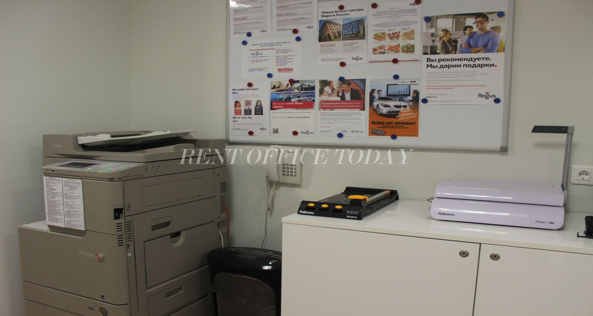 Аренда офиса с мебелью в Москве-6