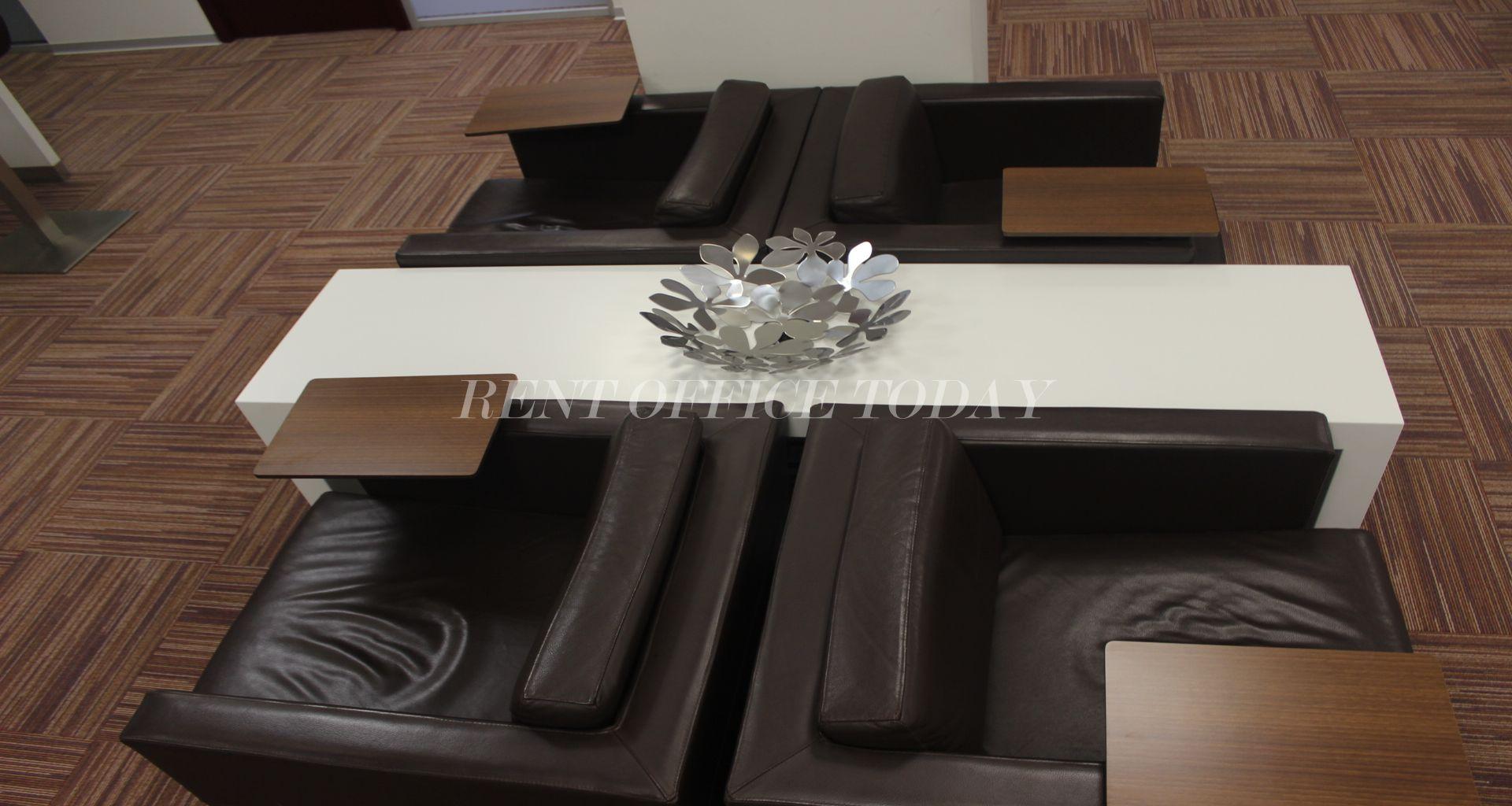 Аренда офиса с мебелью в Москве-8