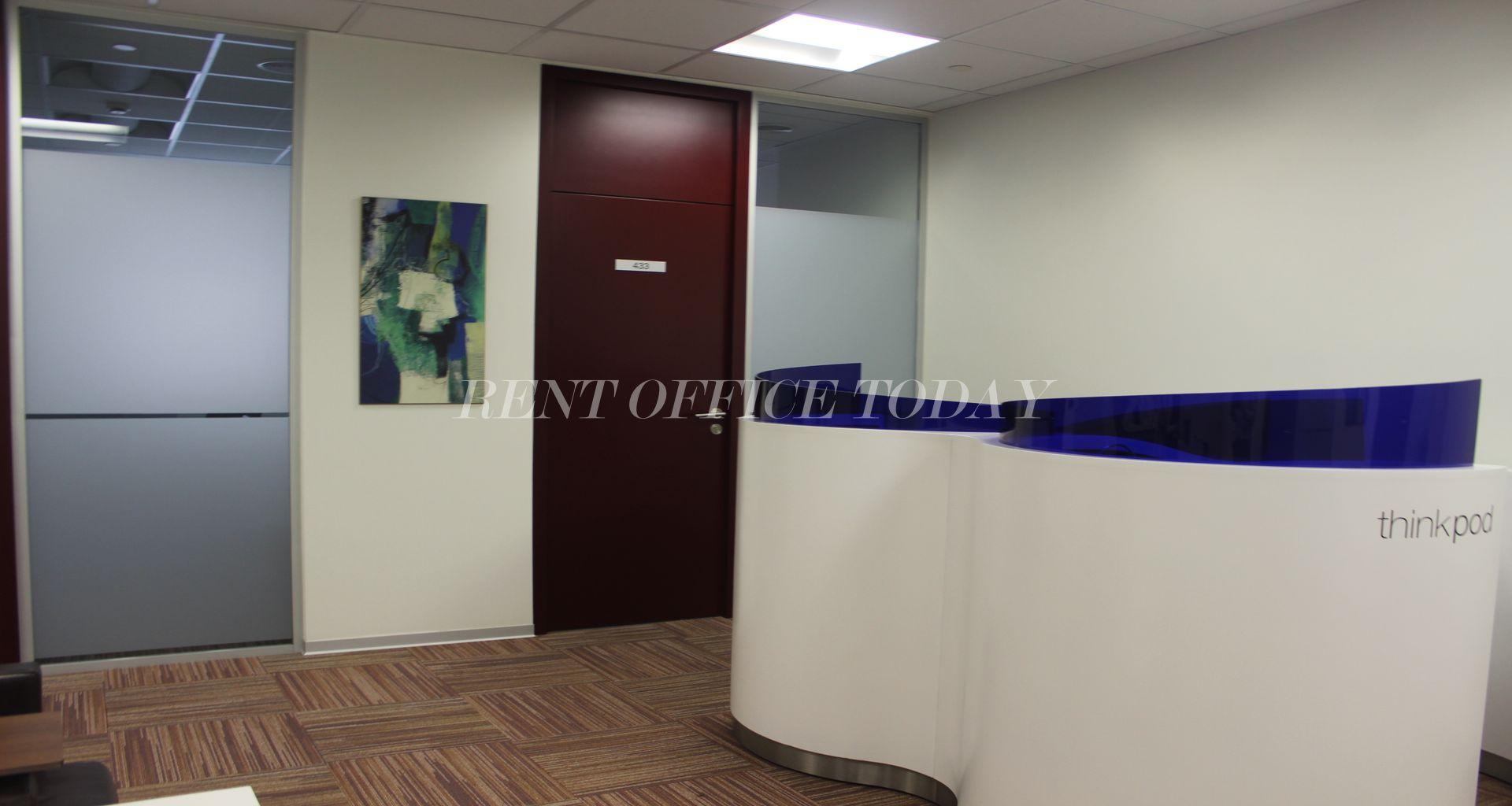 Аренда офиса с мебелью в Москве-9