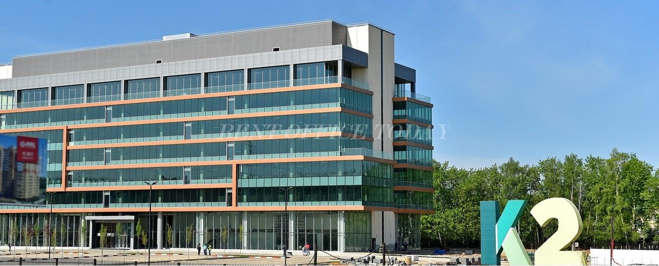 Бизнес центр К2 в Москве-1