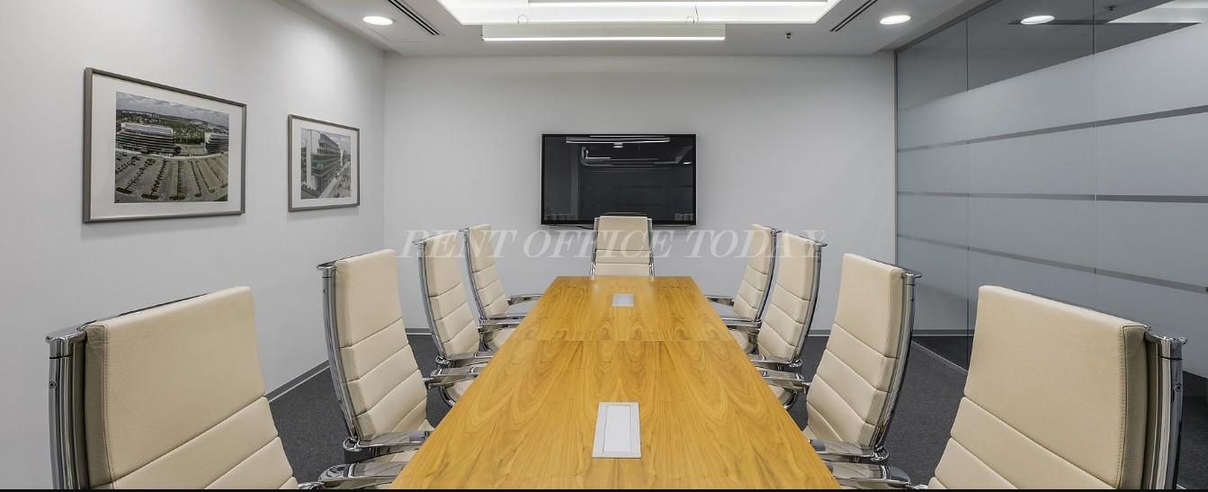 Бизнес центр К2 в Москве-8