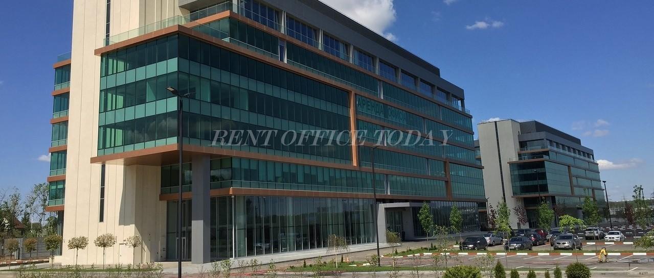 Бизнес центр К2 в Москве-3
