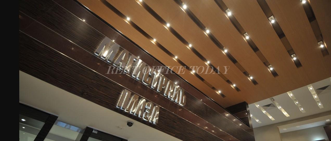 办公室租金 magistral plaza-19