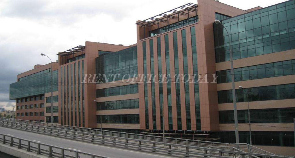 办公室租金 magistral plaza-22
