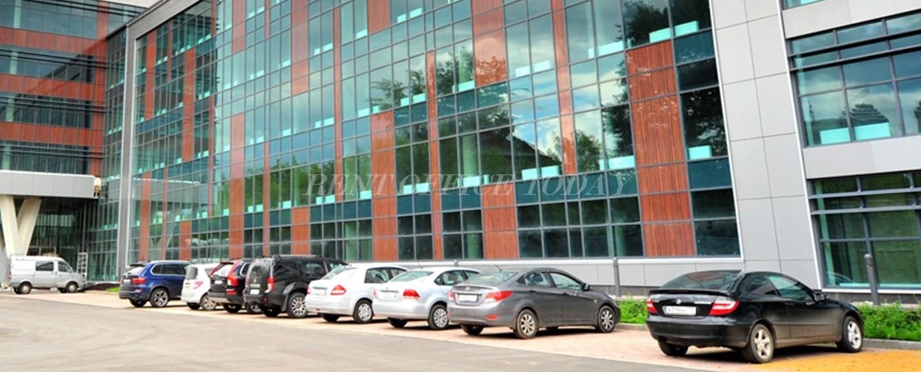 办公室租金 minskaya plaza-4