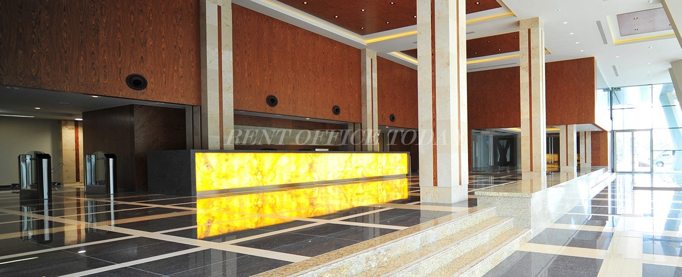 办公室租金 minskaya plaza-5