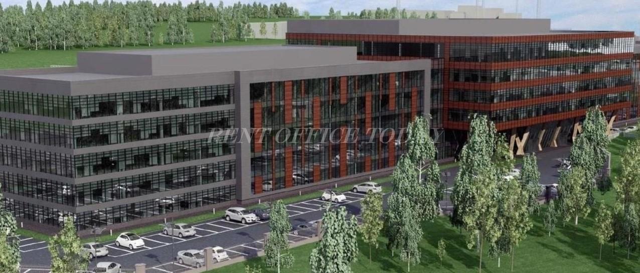 办公室租金 minskaya plaza-7