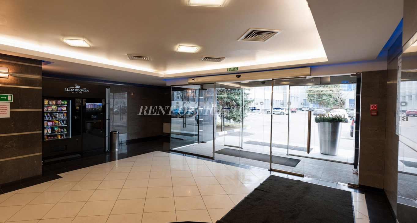 Бизнес центр 1-й Волоколамский проезд, 10, Аренда офиса в БЦ 1-й Волоколамский проезд, 10-4