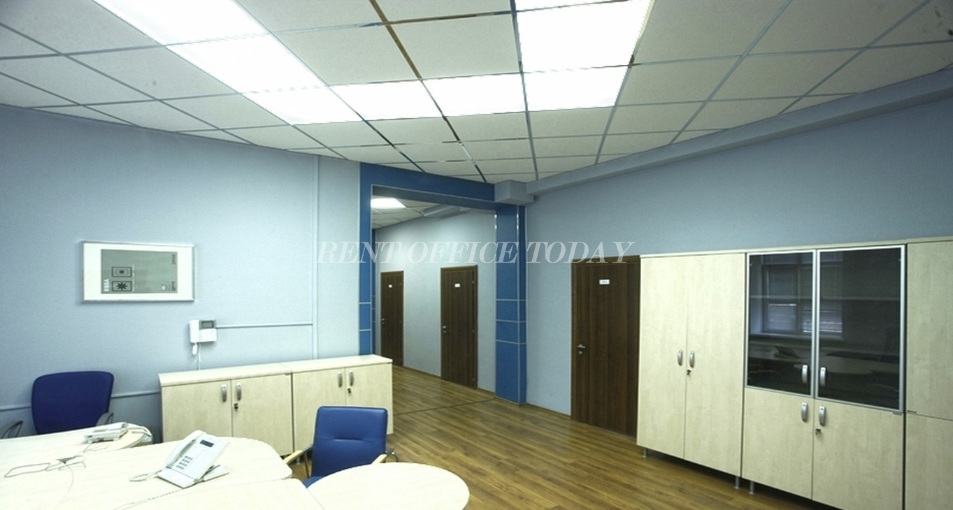 Бизнес центр Габричевского 5к1-2