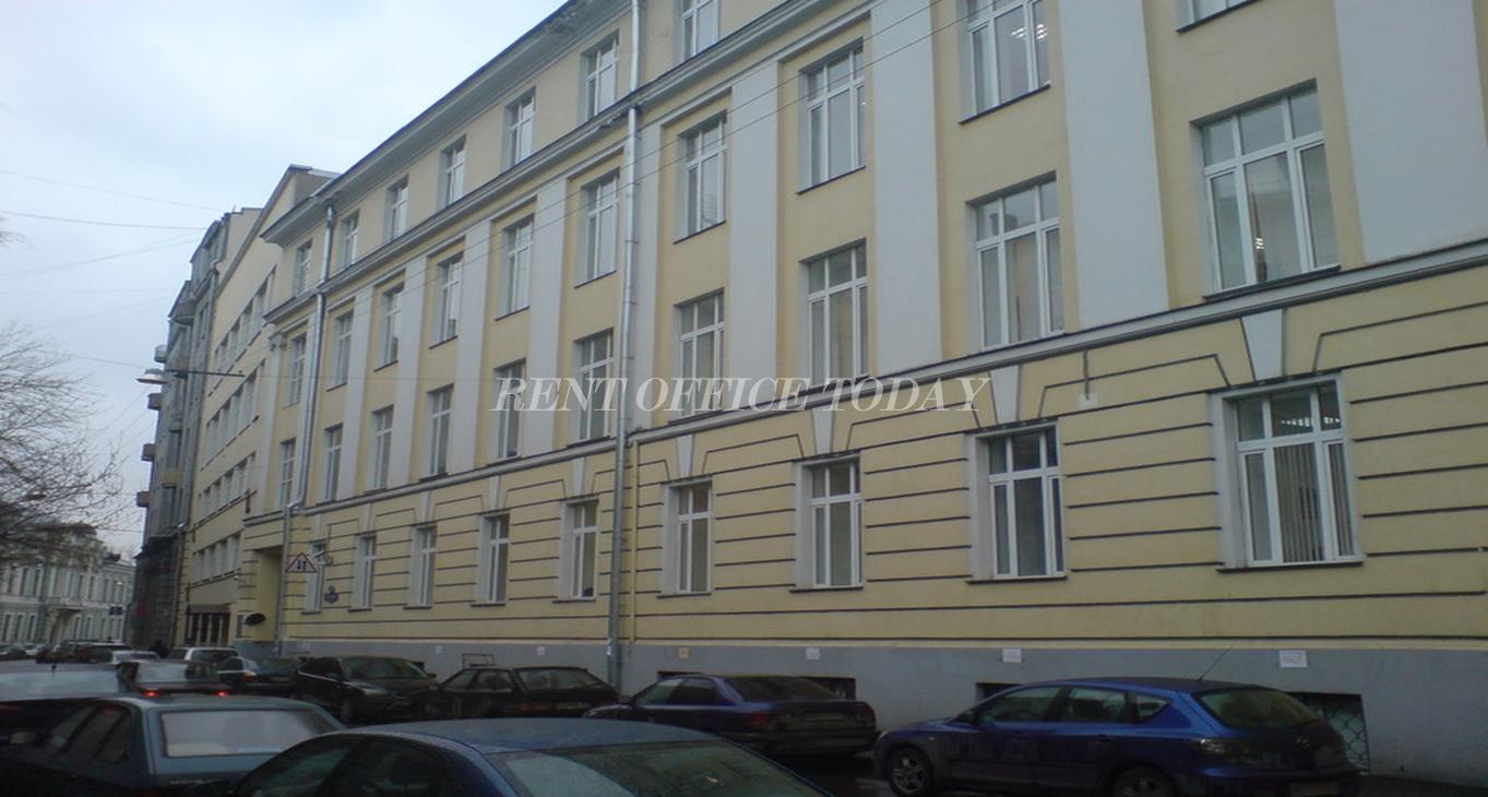 бизнес центр подсосенский 20с1, Аренда офиса в бц Подсосенский 20с1-3