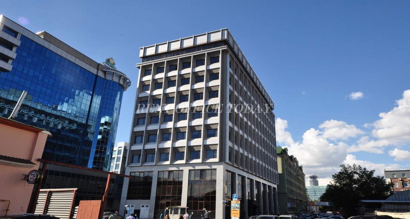 бизнес центр сибирский альянс, Аренда офиса в бц Сибирский Альянс-3