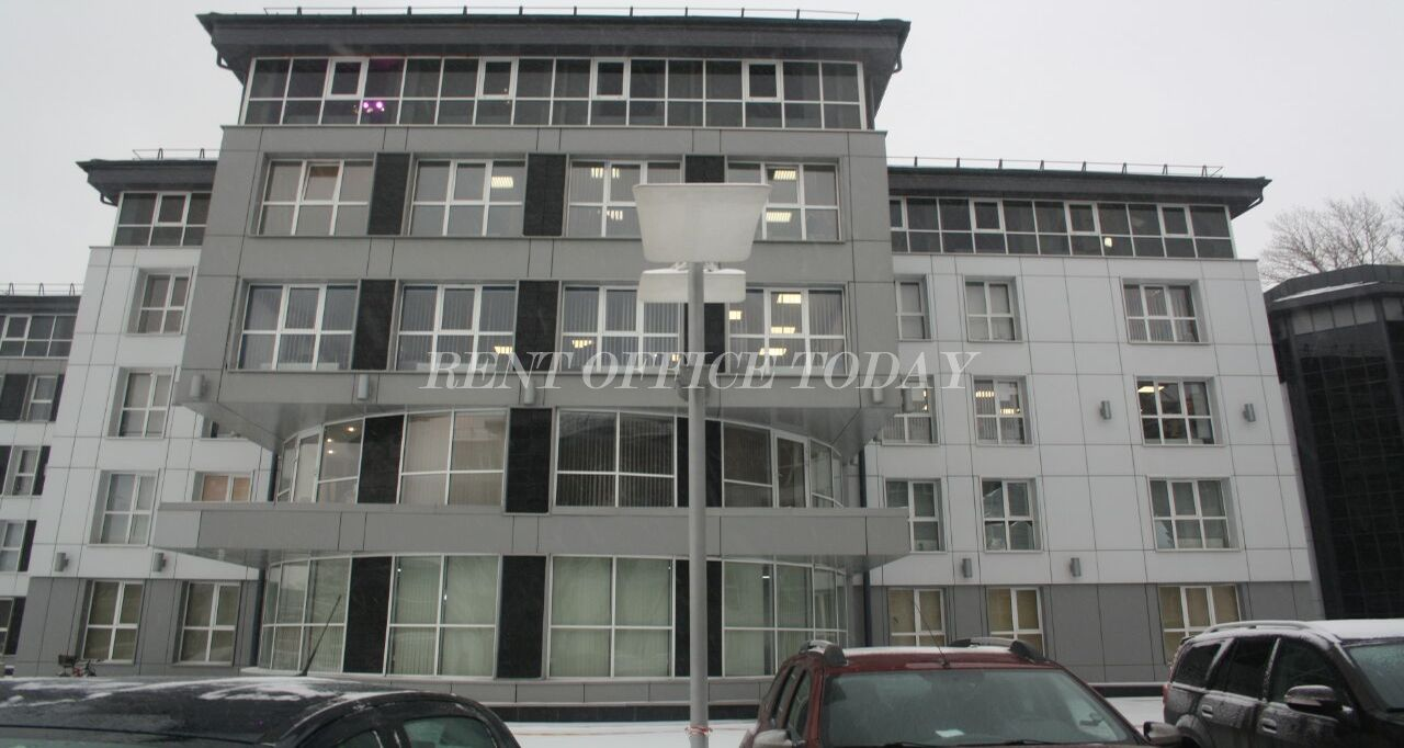 Бизнес центр Стримлайн Плаза, аренда офиса в БЦ Стримлайн Плаза, Шоссе Энтузиастов, 34-4