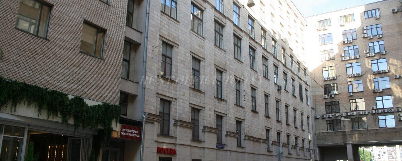 مكتب للايجار dom hangonkova-1