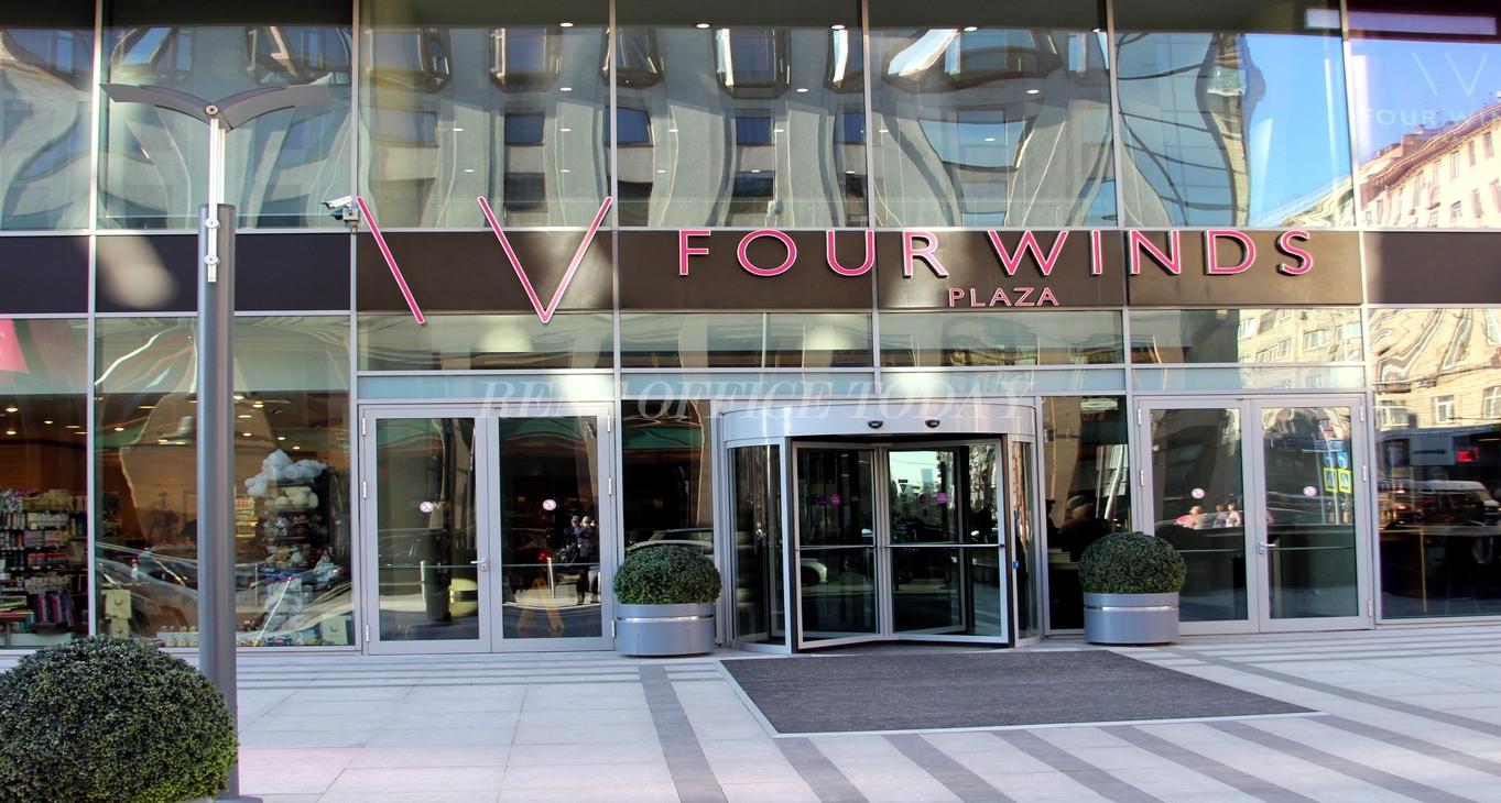location de bureau four winds plaza-9