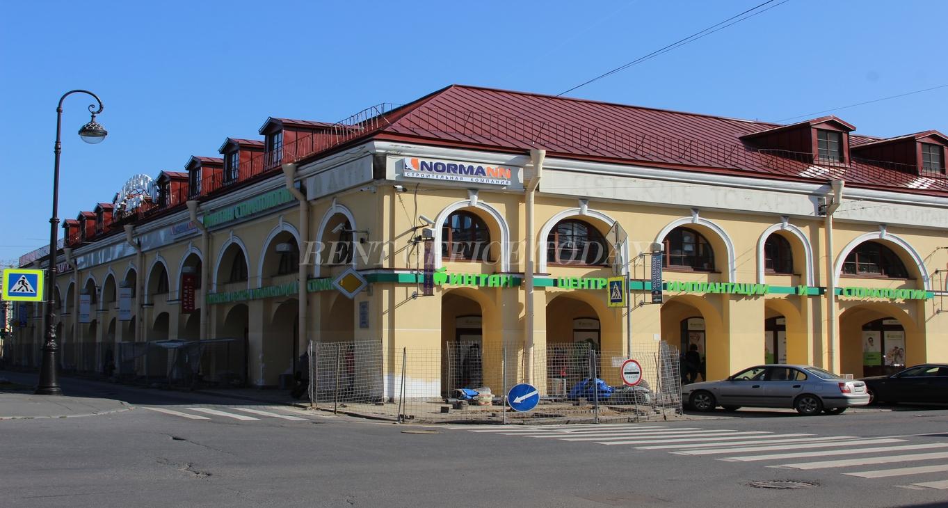 办公室租金 andreevskiy dvor-1
