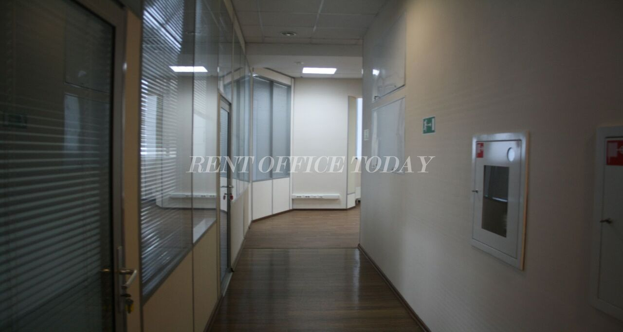 Бизнес центр Авиа плаза-4