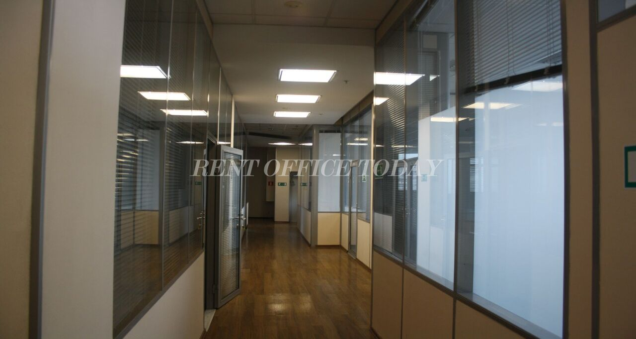 Бизнес центр Авиа плаза-9