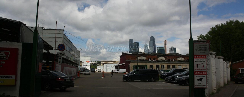 مكتب للايجار bergkovskaya 20-12