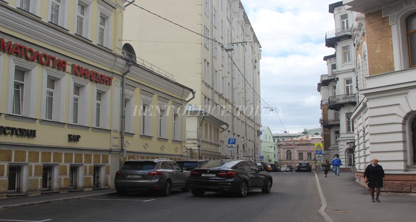 бизнес центр бобров 4с2-5