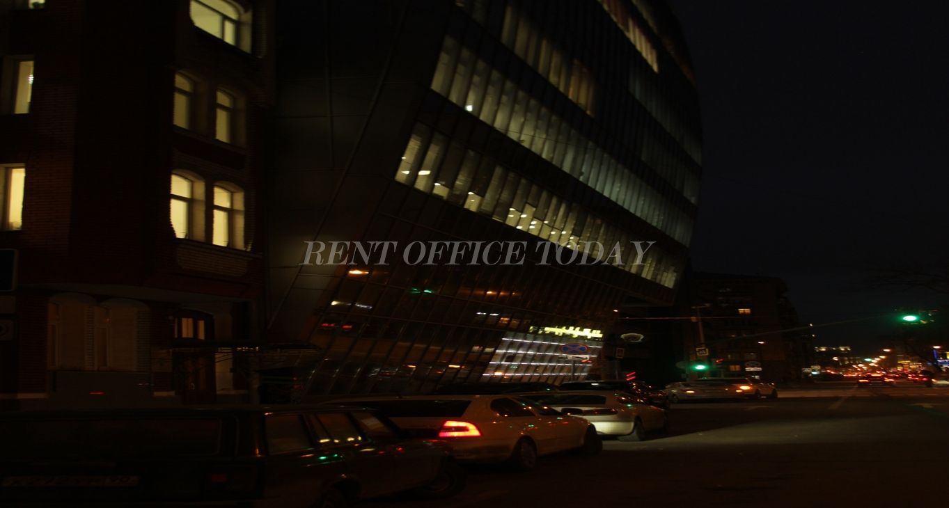 бизнес центр капитал тауэр-17