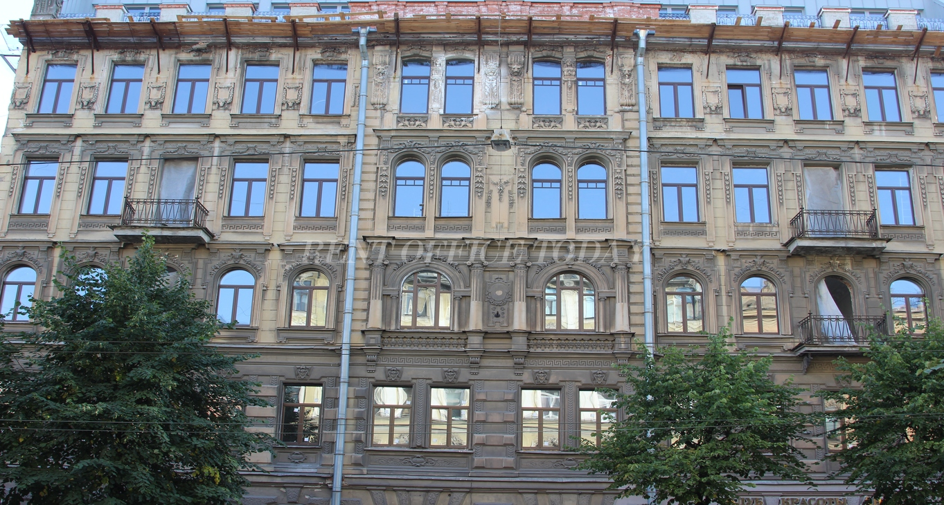office rent чайковского 79-8