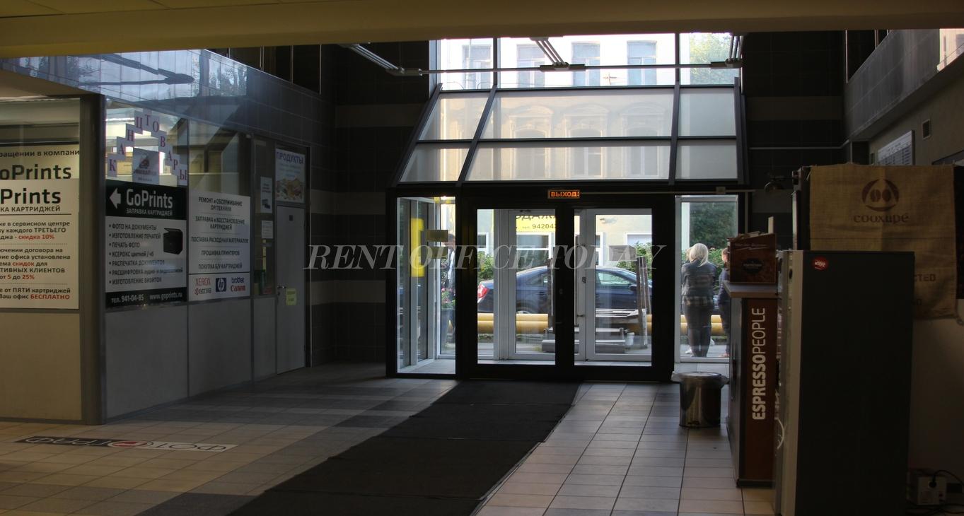 бизнес центр черная речка-8