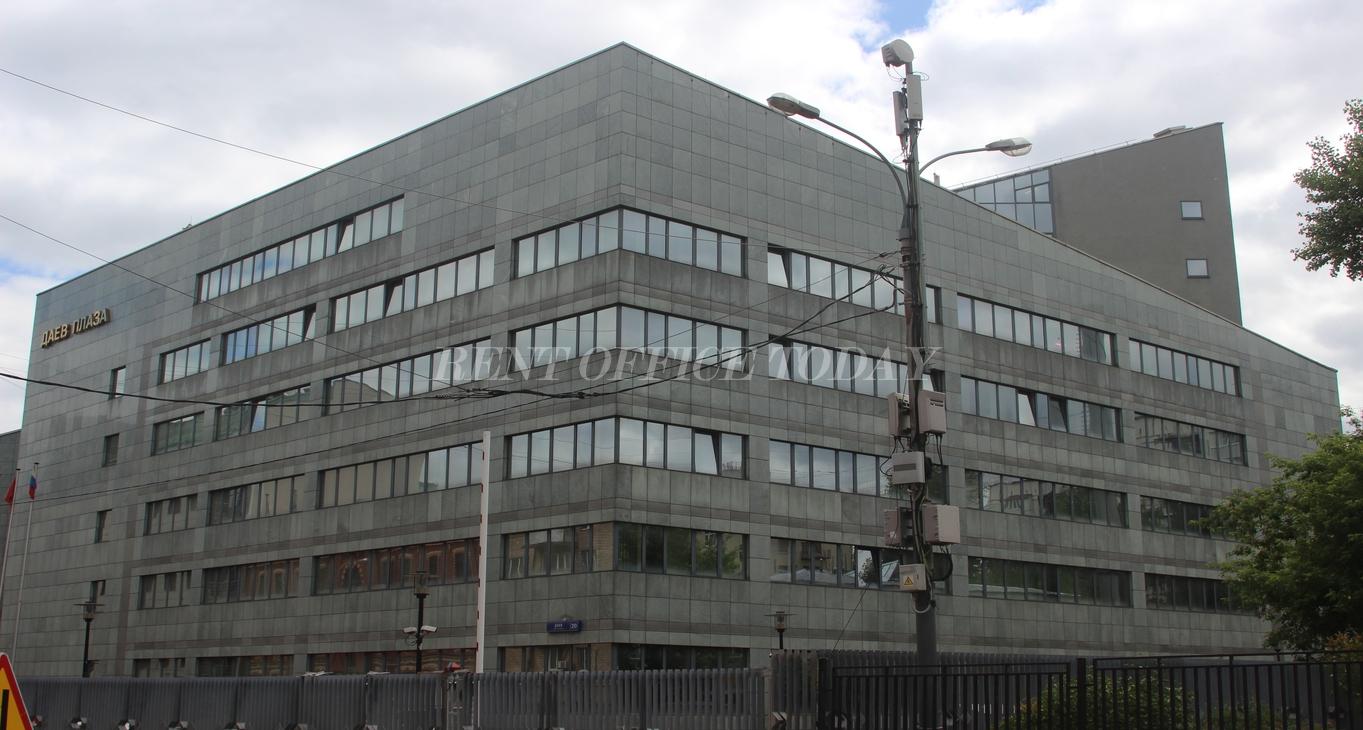 مكتب للايجار dayev plaza-1
