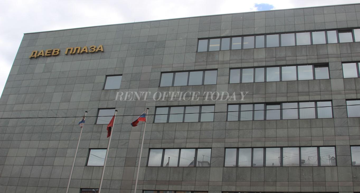 مكتب للايجار dayev plaza-4