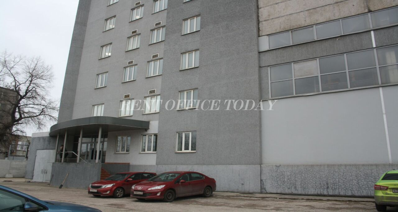 location de bureau entuziastov 11-2