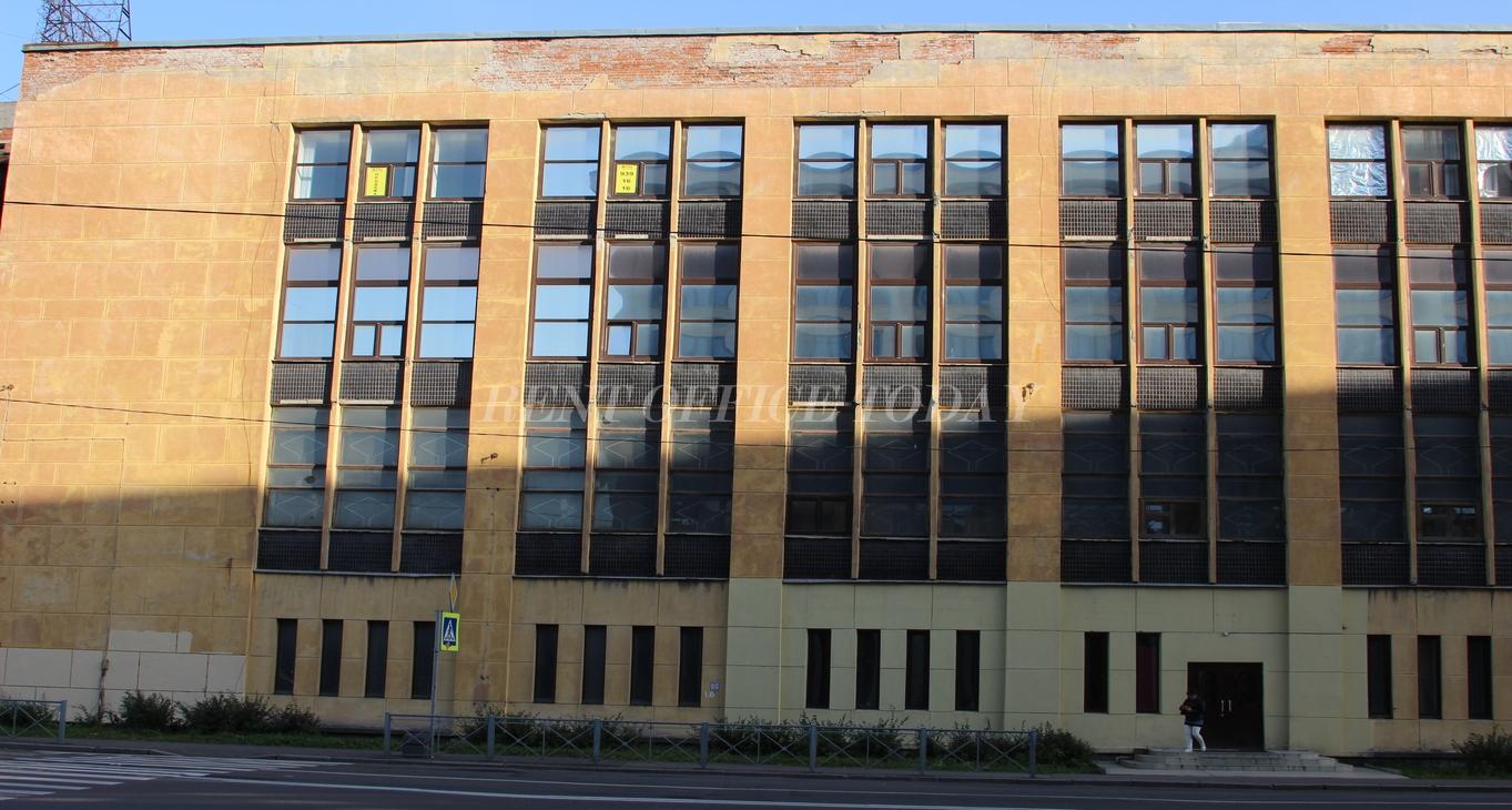 бизнес центр fabrica 22-1