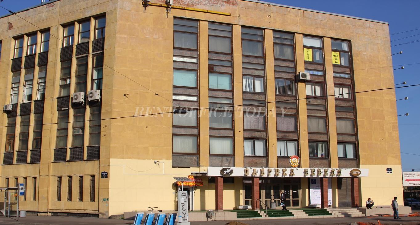 бизнес центр fabrica 22-8