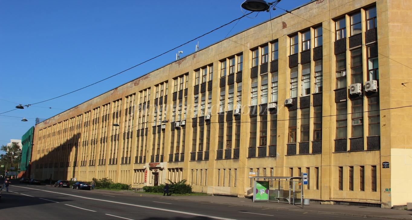 бизнес центр fabrica 22-9