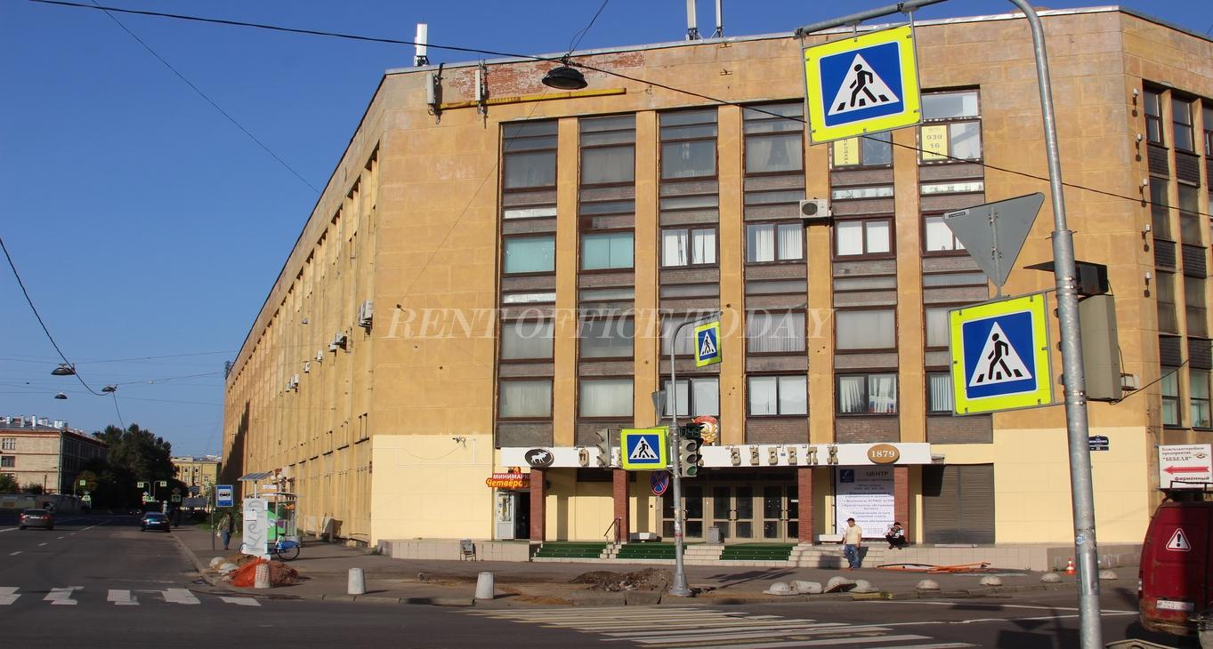 бизнес центр fabrica 22-10