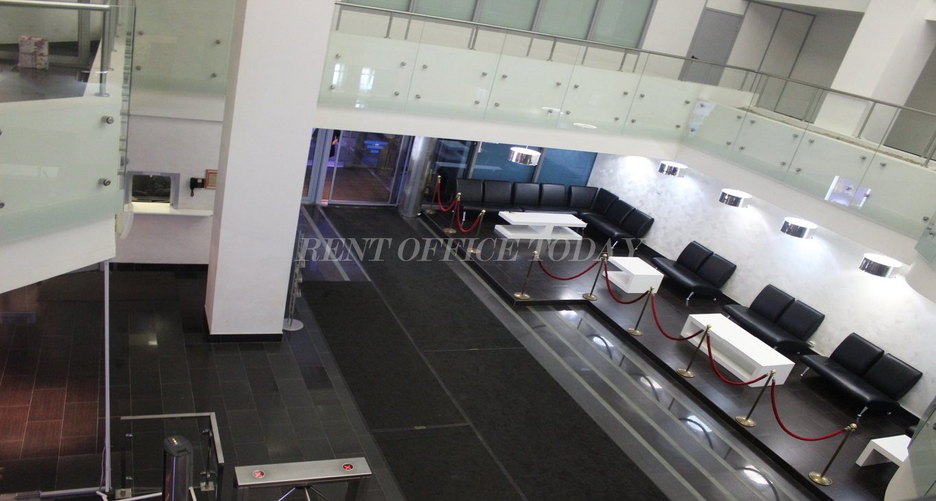 бизнес центр газфилд-5